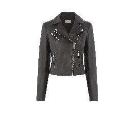 Na-kd leather jacket