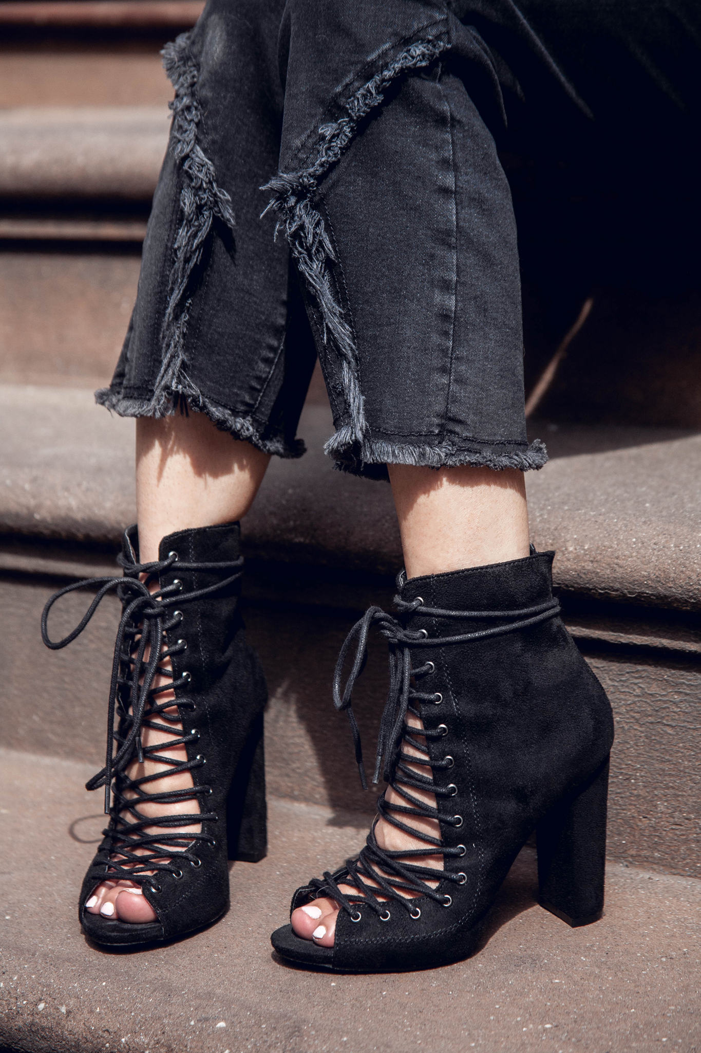 J. Adams Heels