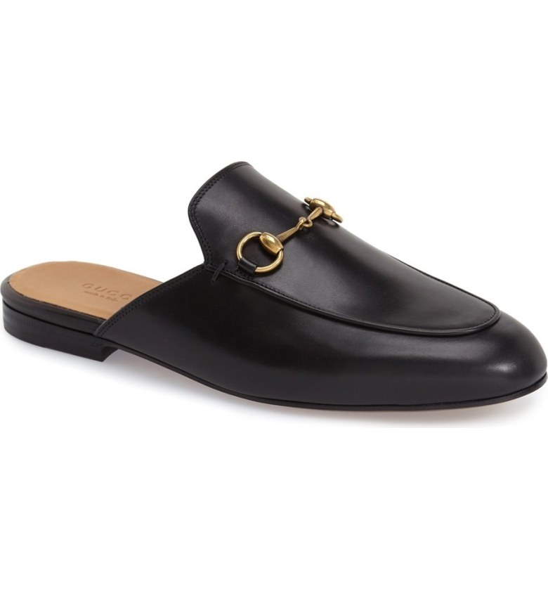 Gucci Loafer Mule
