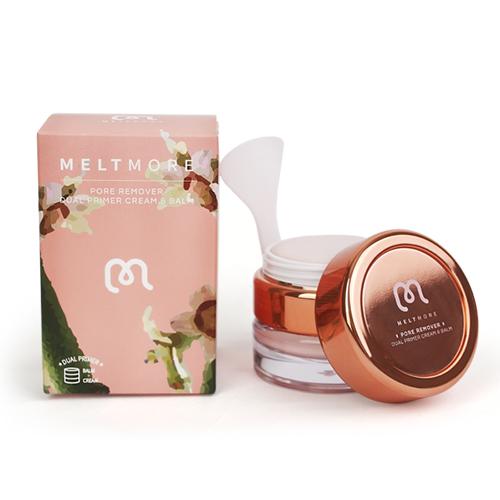 Meltmore pore remover