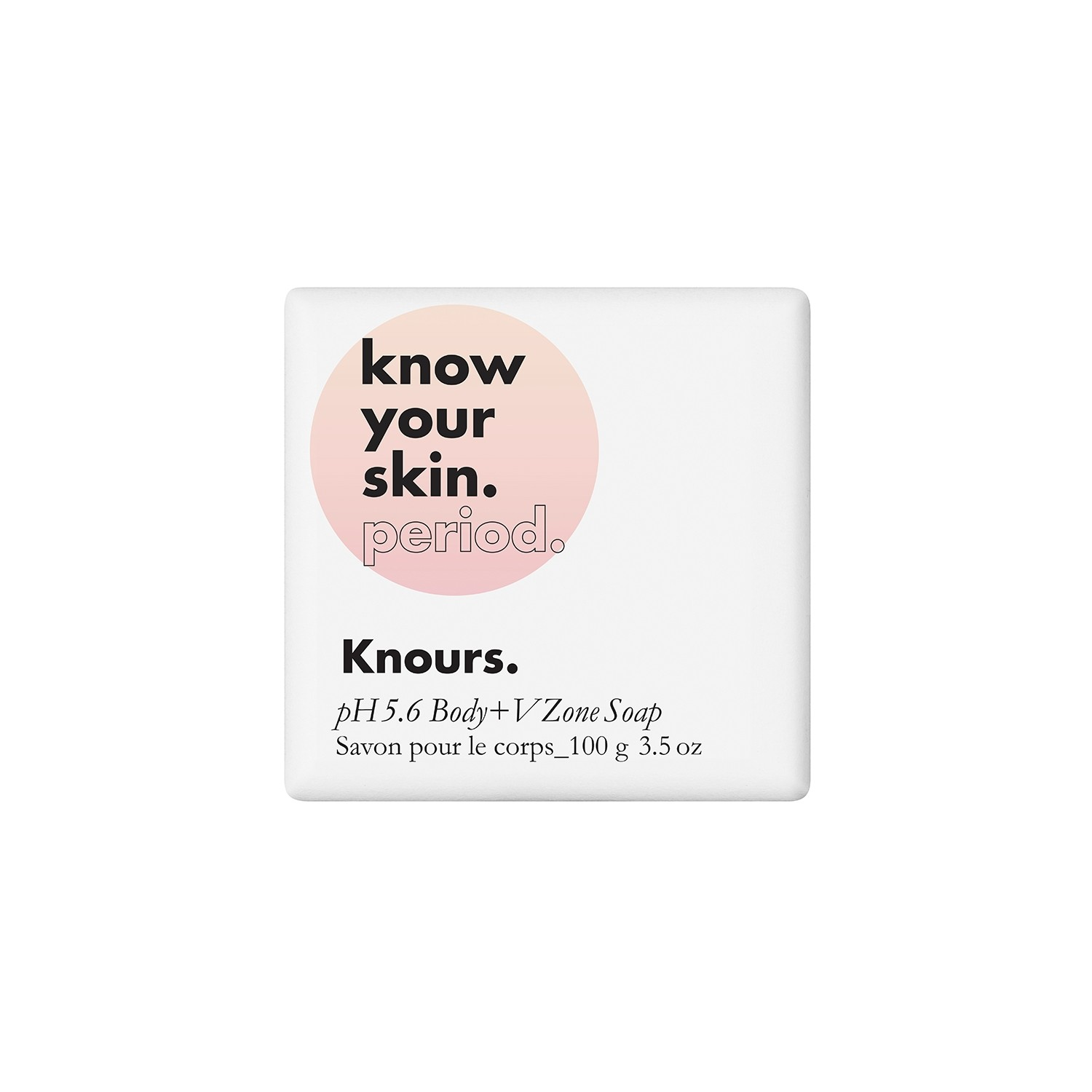 Knours. body soap