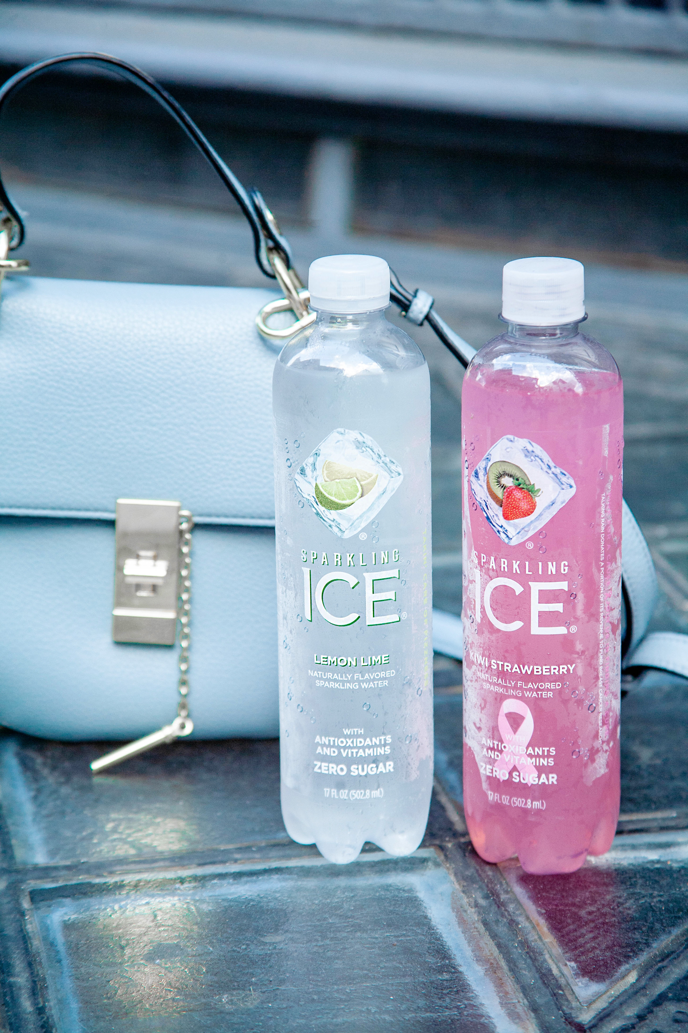 Sparkling ICE drinks