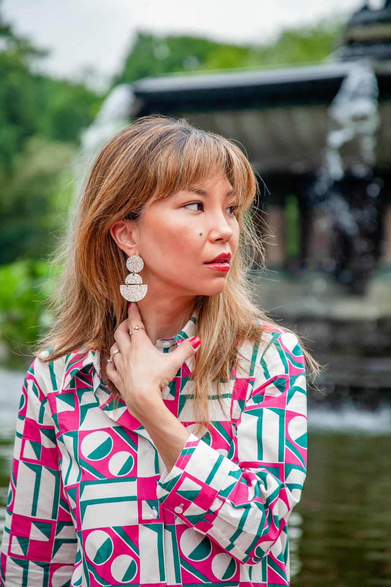 NYC fashion writer