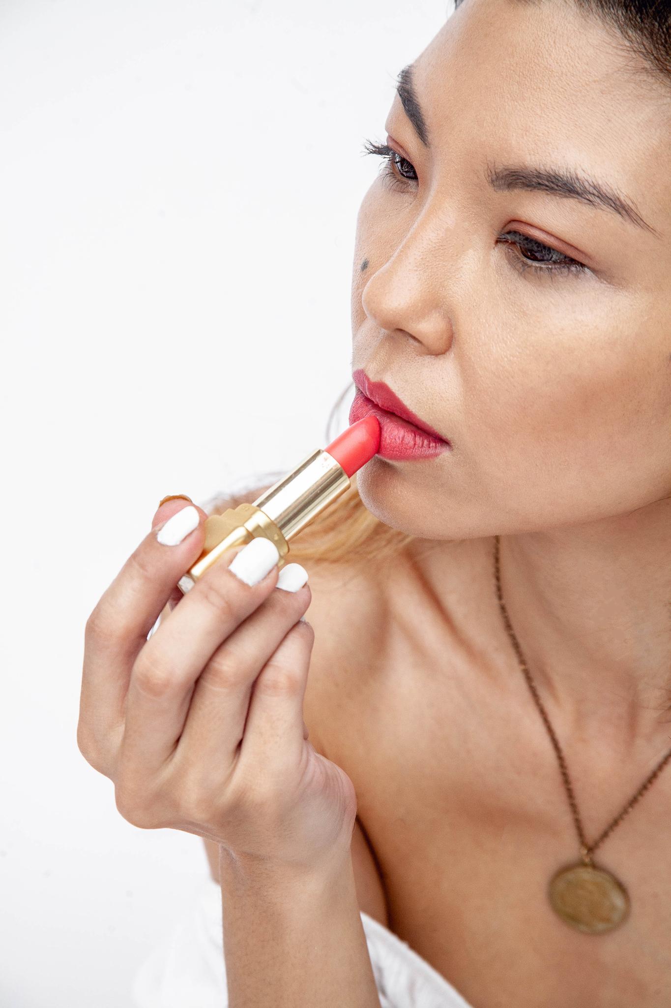 Guerlain matte lipstick