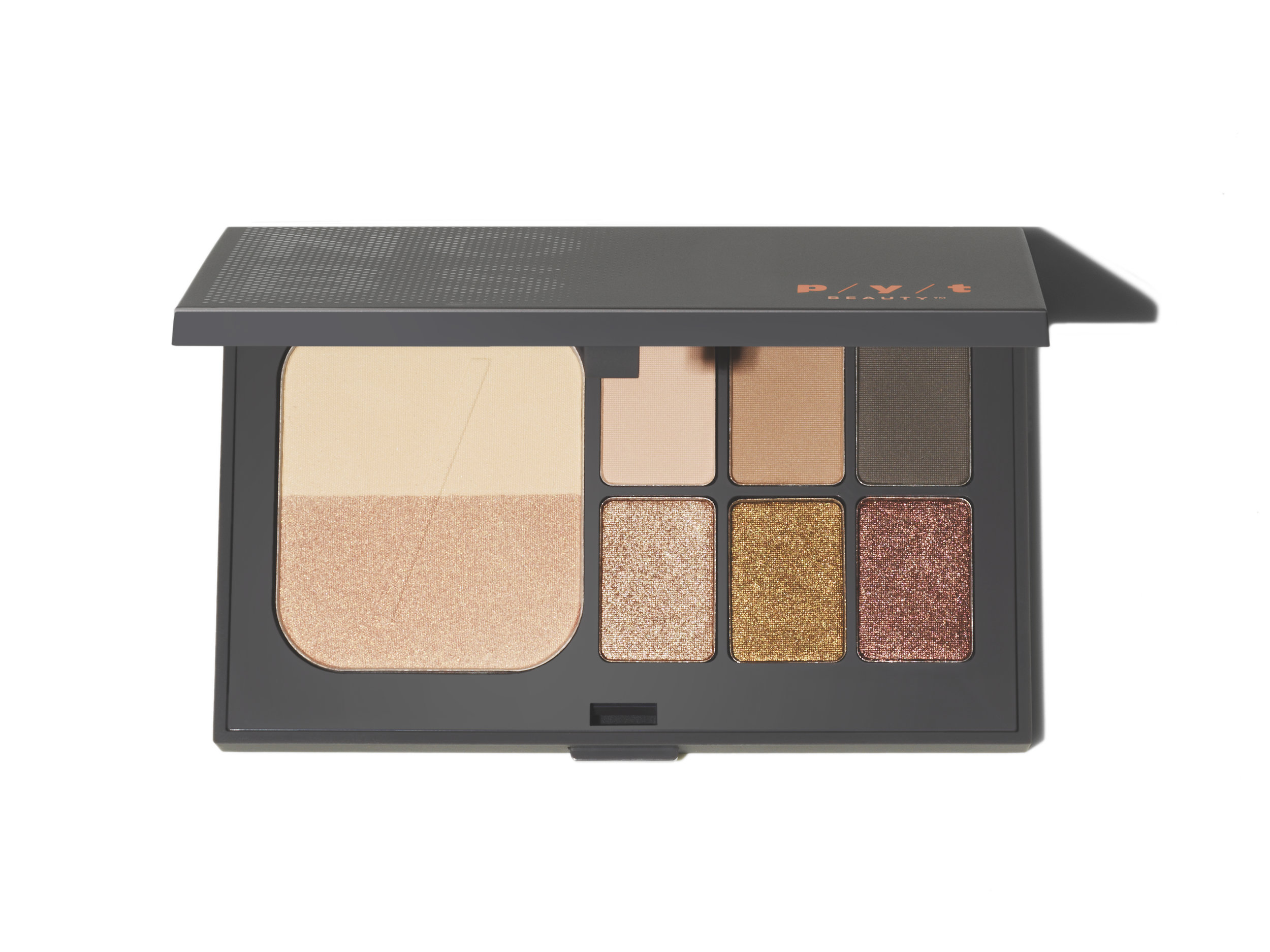 PYT Beauty eyeshadow palette