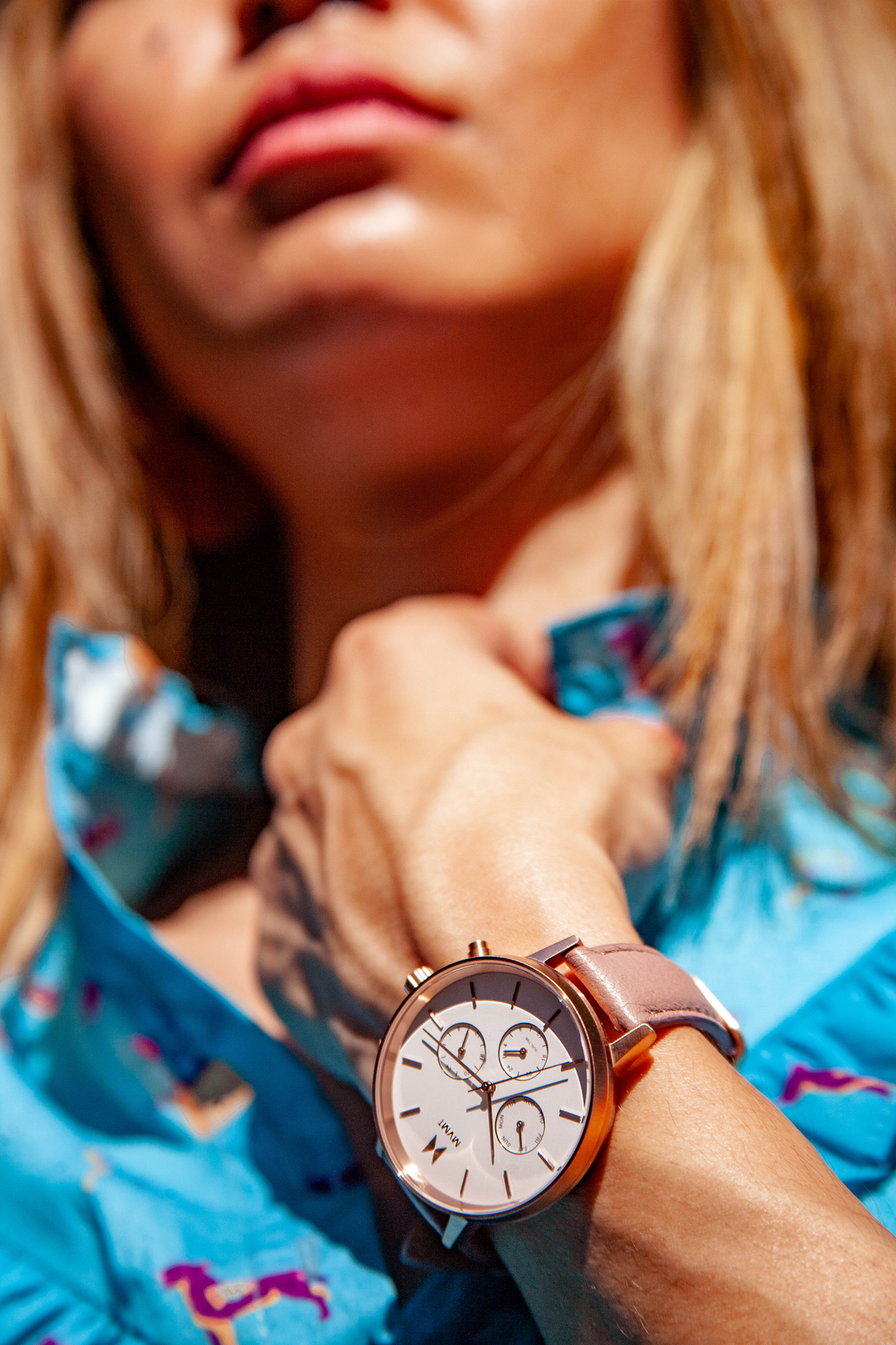 MVMT Libra Watch