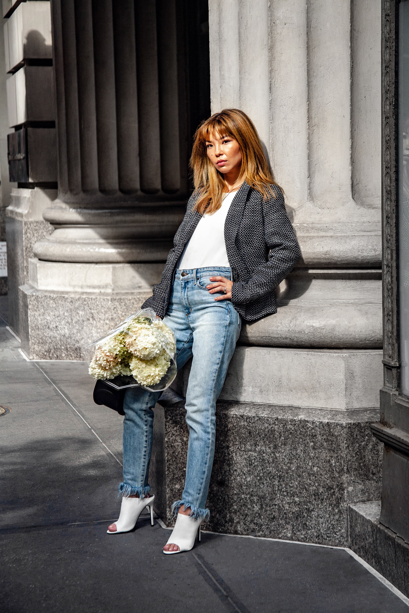 NYC style blogger