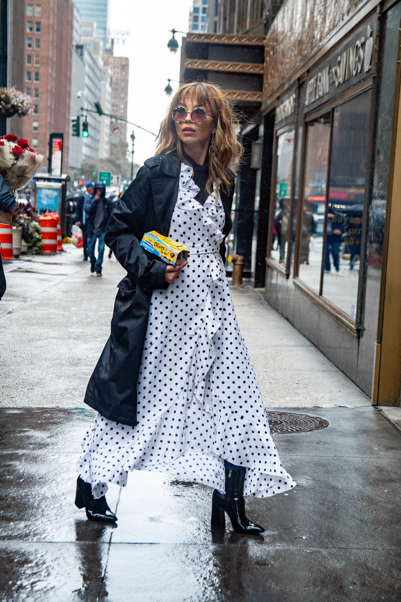 NYC lifestyle blogger