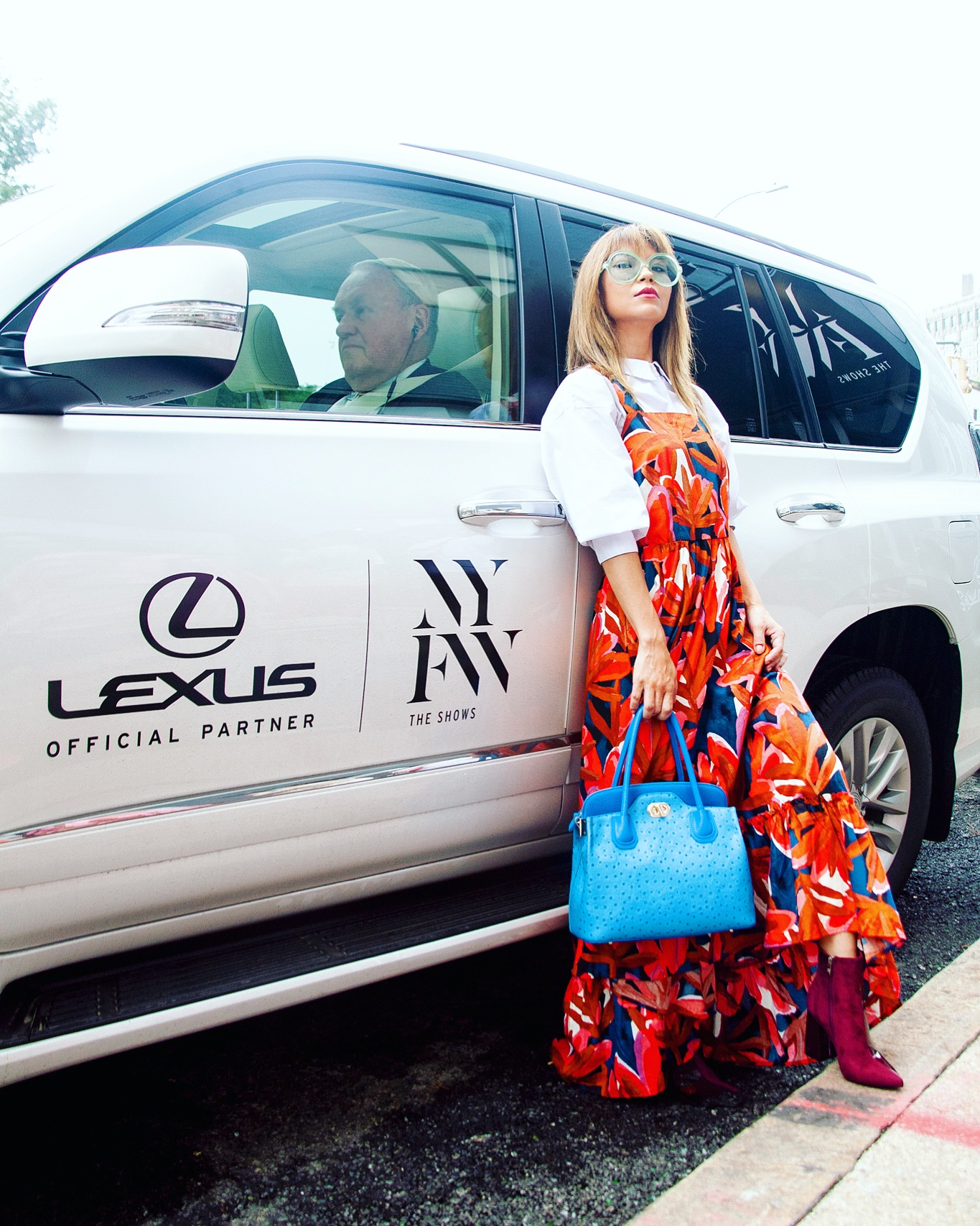 NYFW Lexus Partner