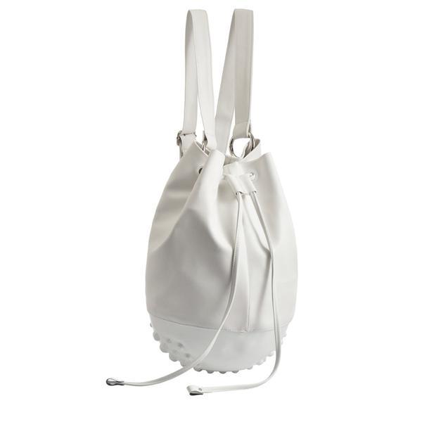 Medusa white bag
