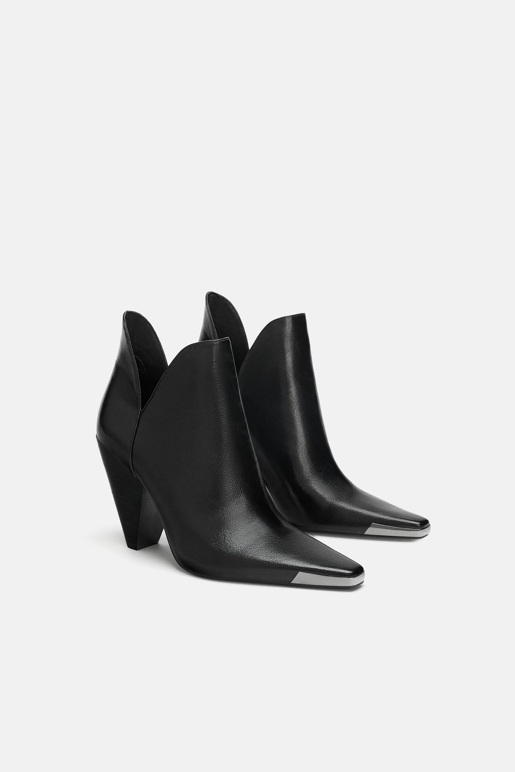 Zara western boots