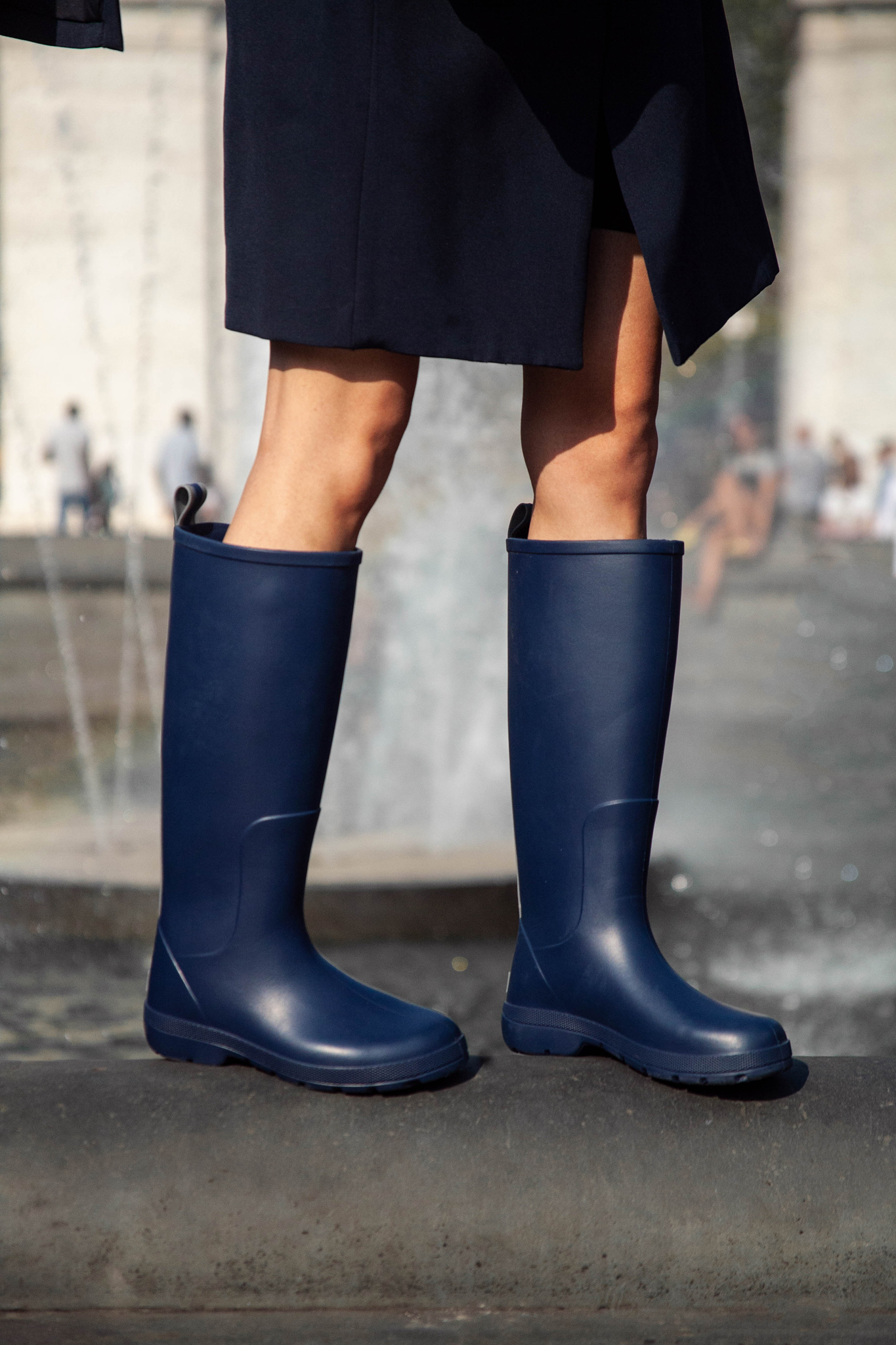 Totes Cirrus rainboots
