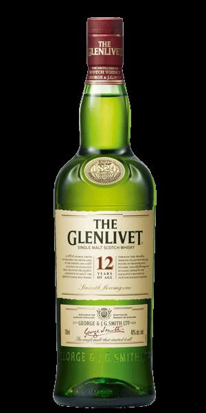 Glenlivet 12 Yrs