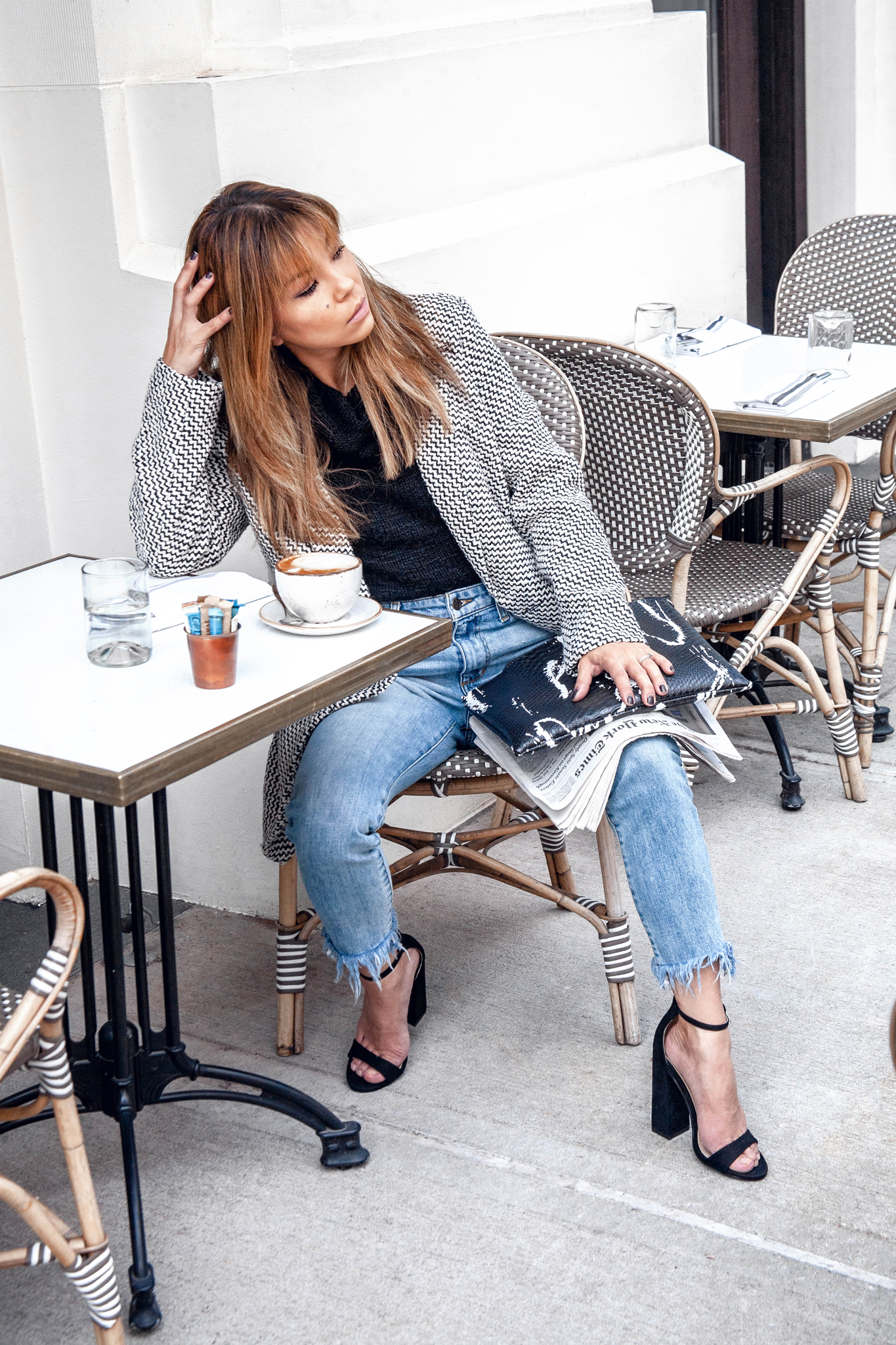 NYC style blog