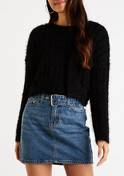 Guess Black pullover