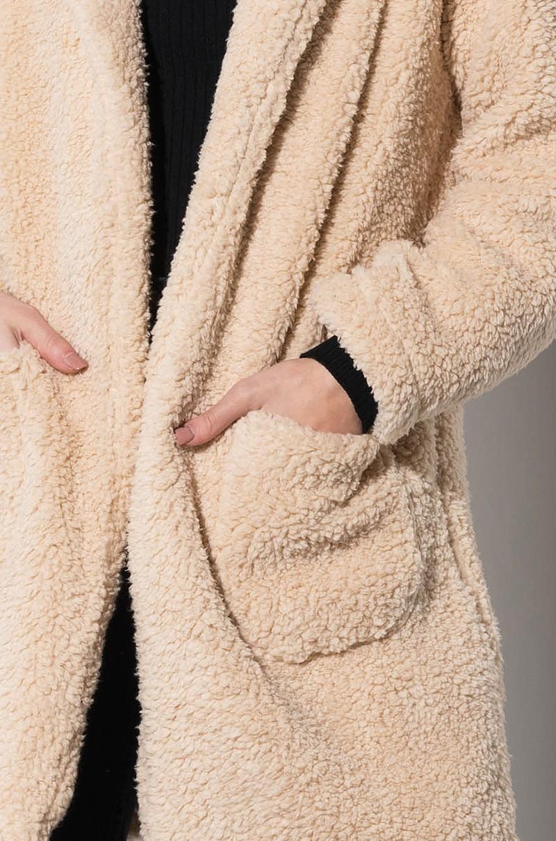 Akira Teddy Coat