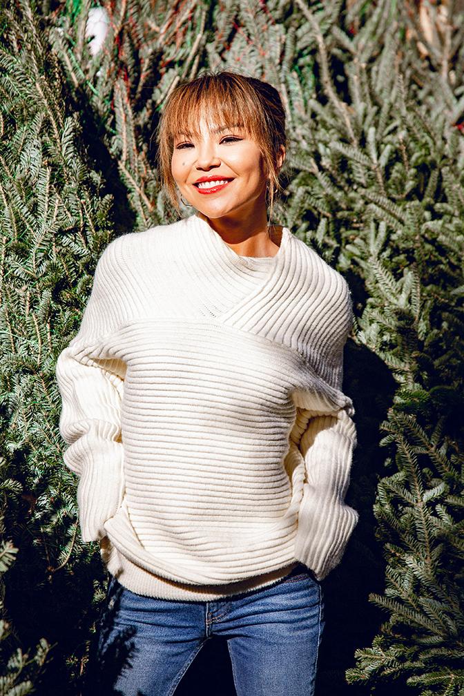 Chicwish knit sweater