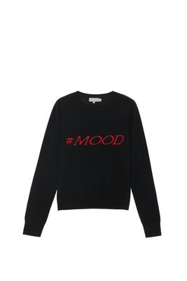 Mood black sweater