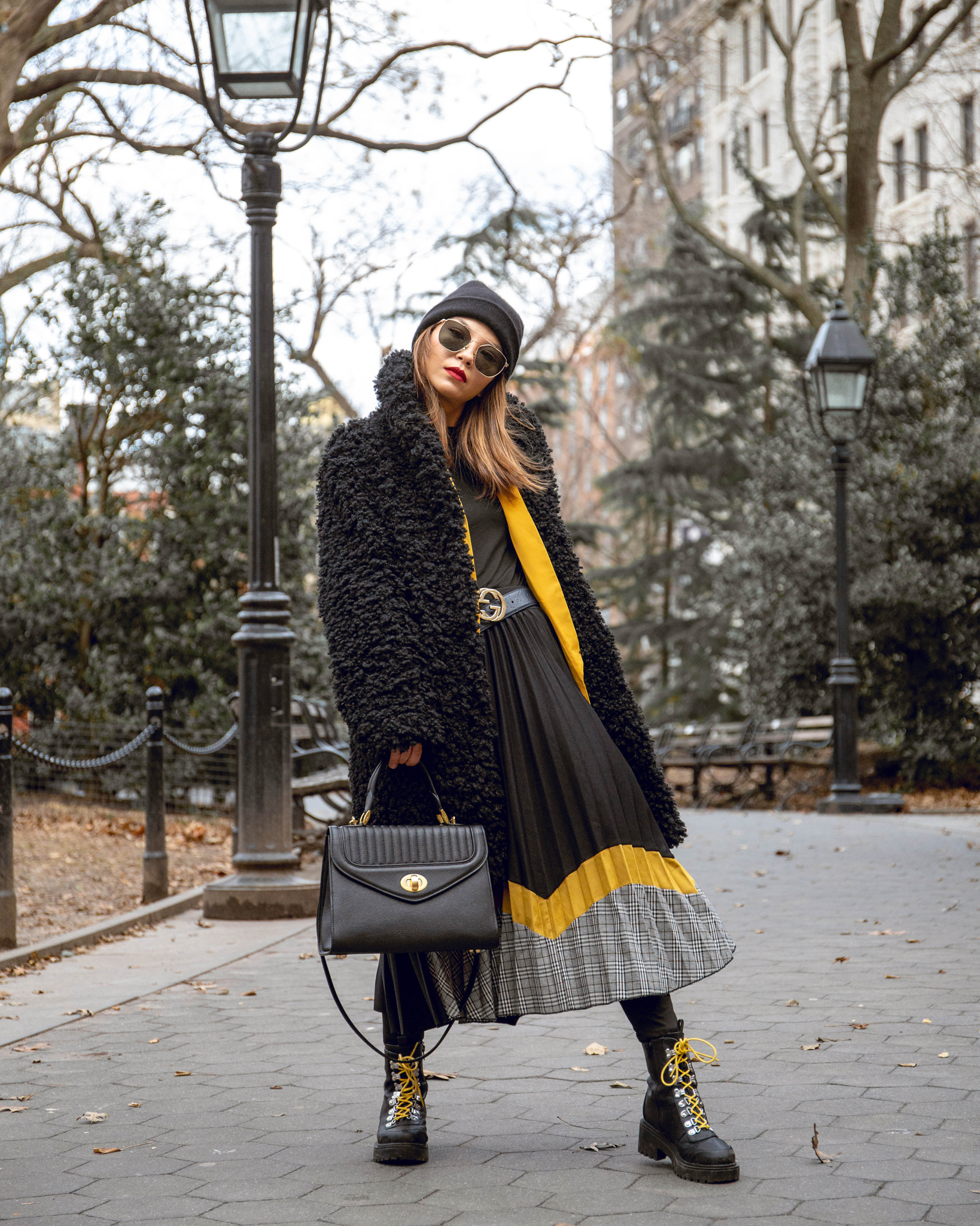 NYC fashion blogger