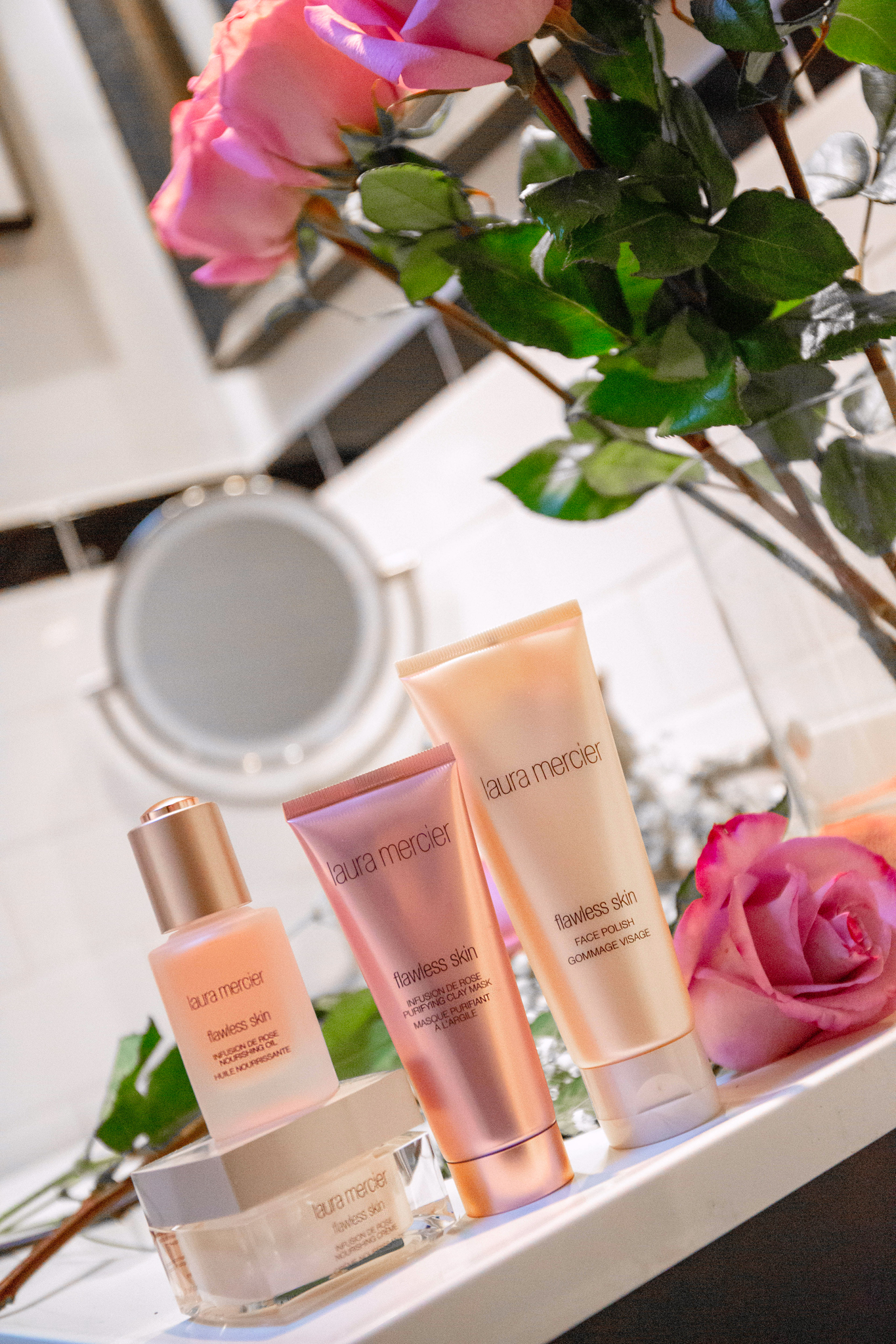 Laura Mercier Infusion de Rose
