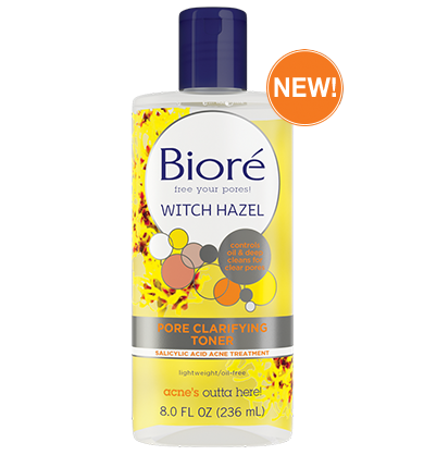 Bioré Witch Hazel