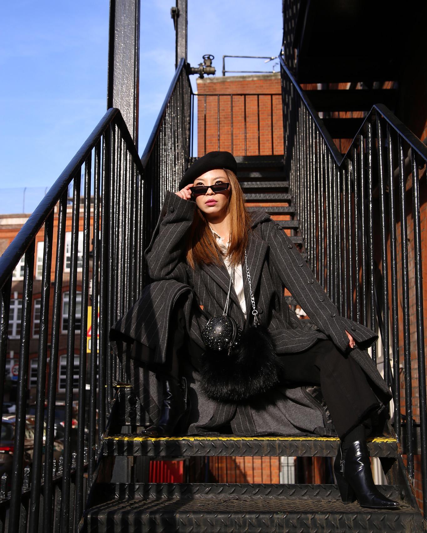 LFW AW19 street style