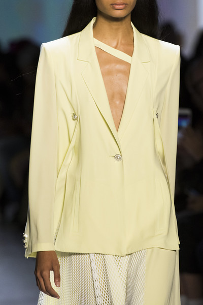 Sun-bleached blazer