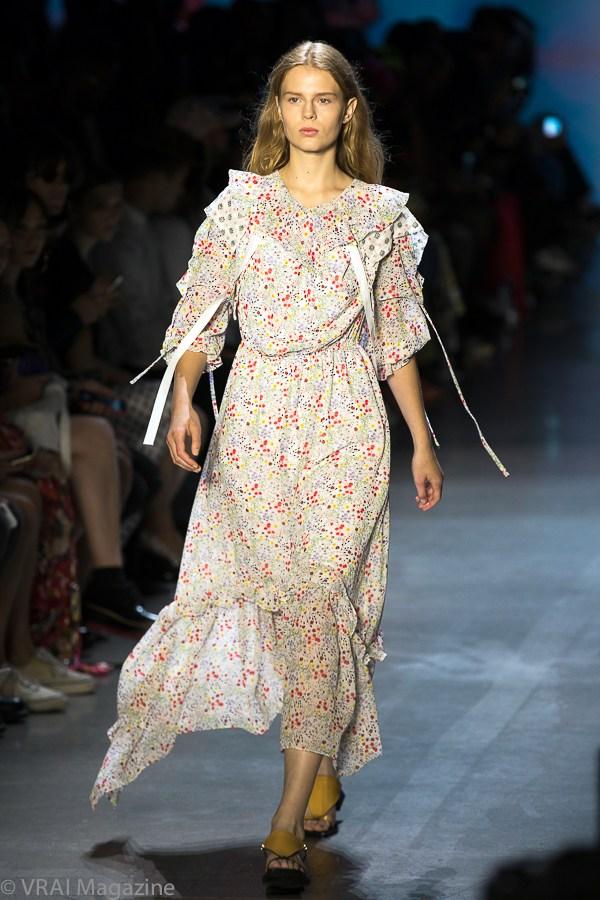 LIE floral dress