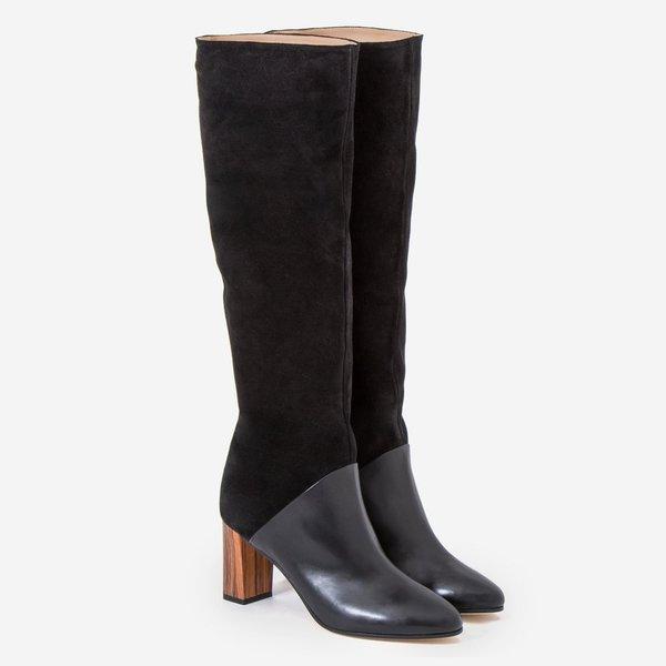 Sclarandis black boots