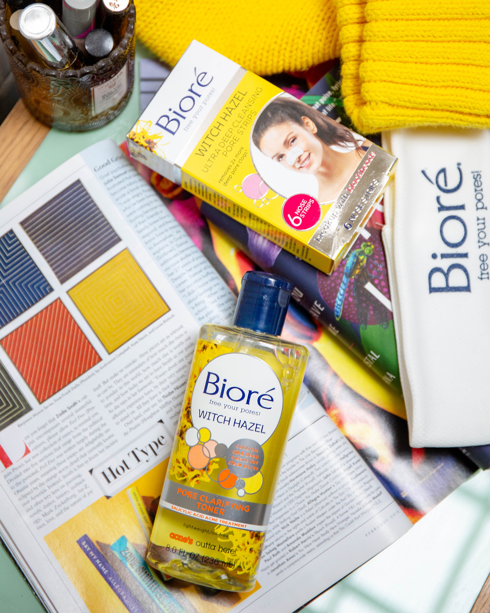 Biore Witch Hazel