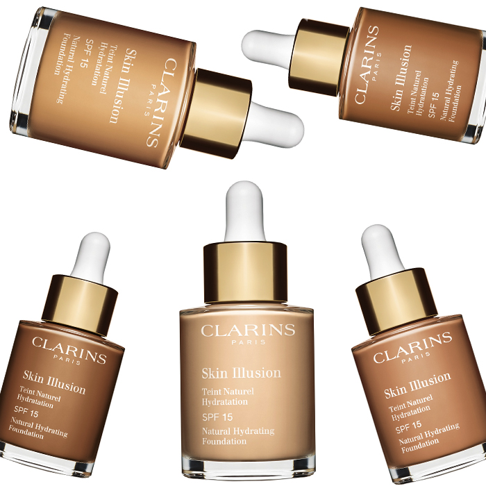 Clarins Hydrating Foundation