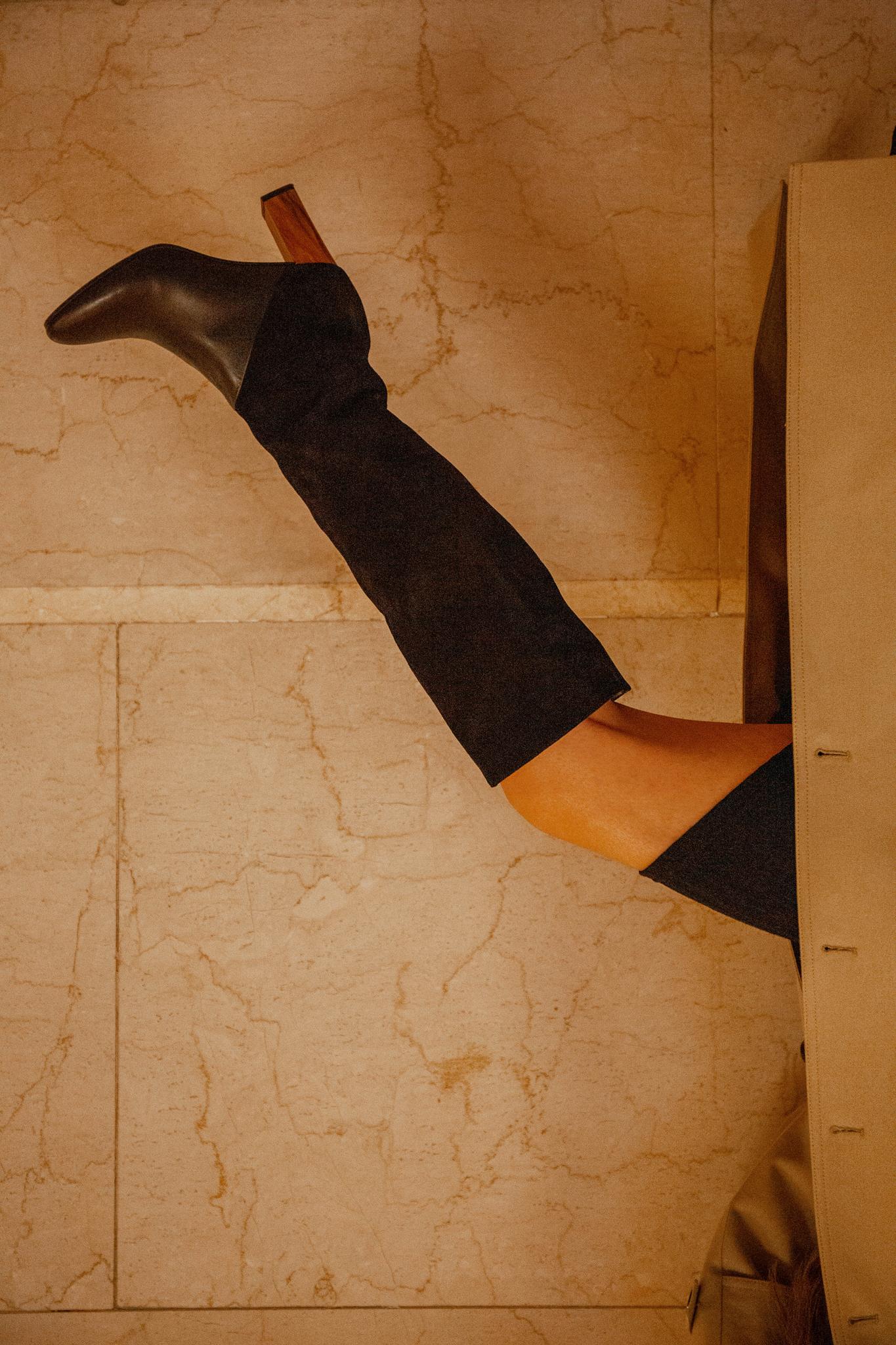 Sclarandis Serena boots