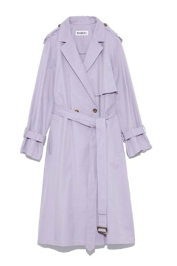 Snidel Trench Coat
