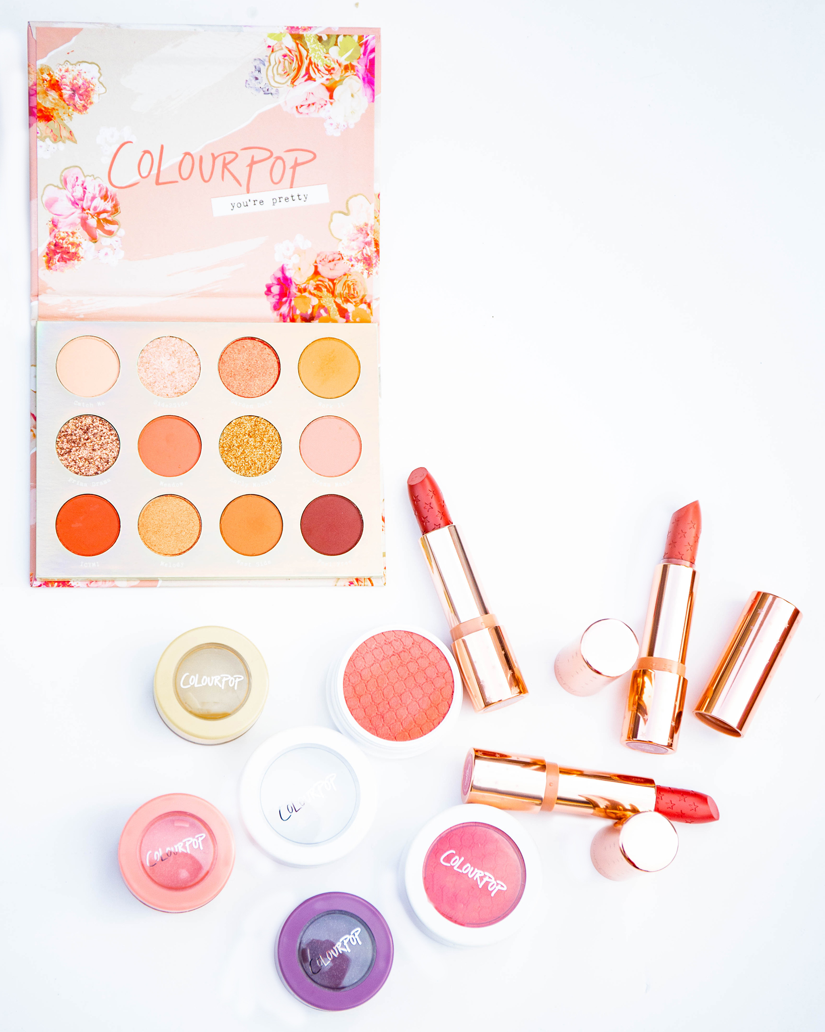 Colourpop Sweet Talk