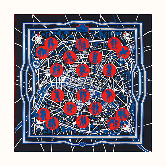 Hermes Carre Scarf
