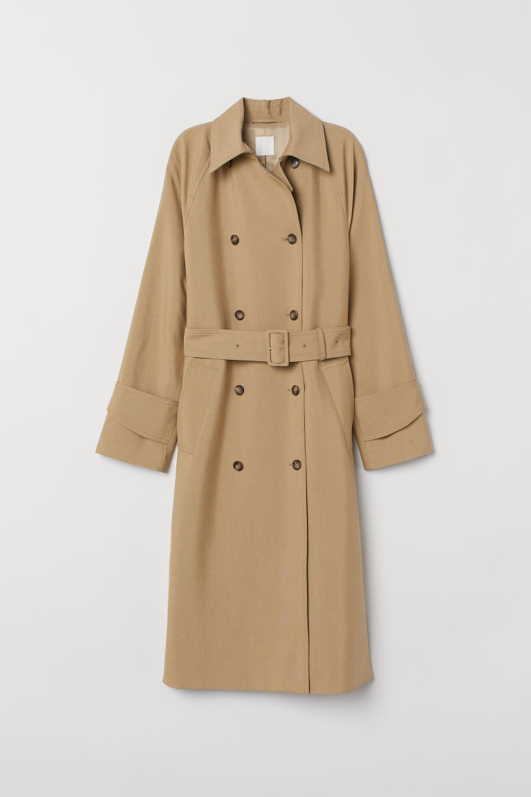 H&M Trench Coat