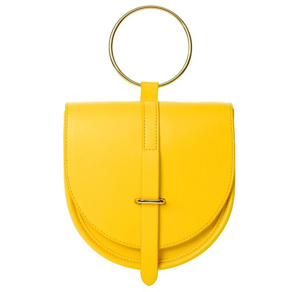 Yellow O-ring bag