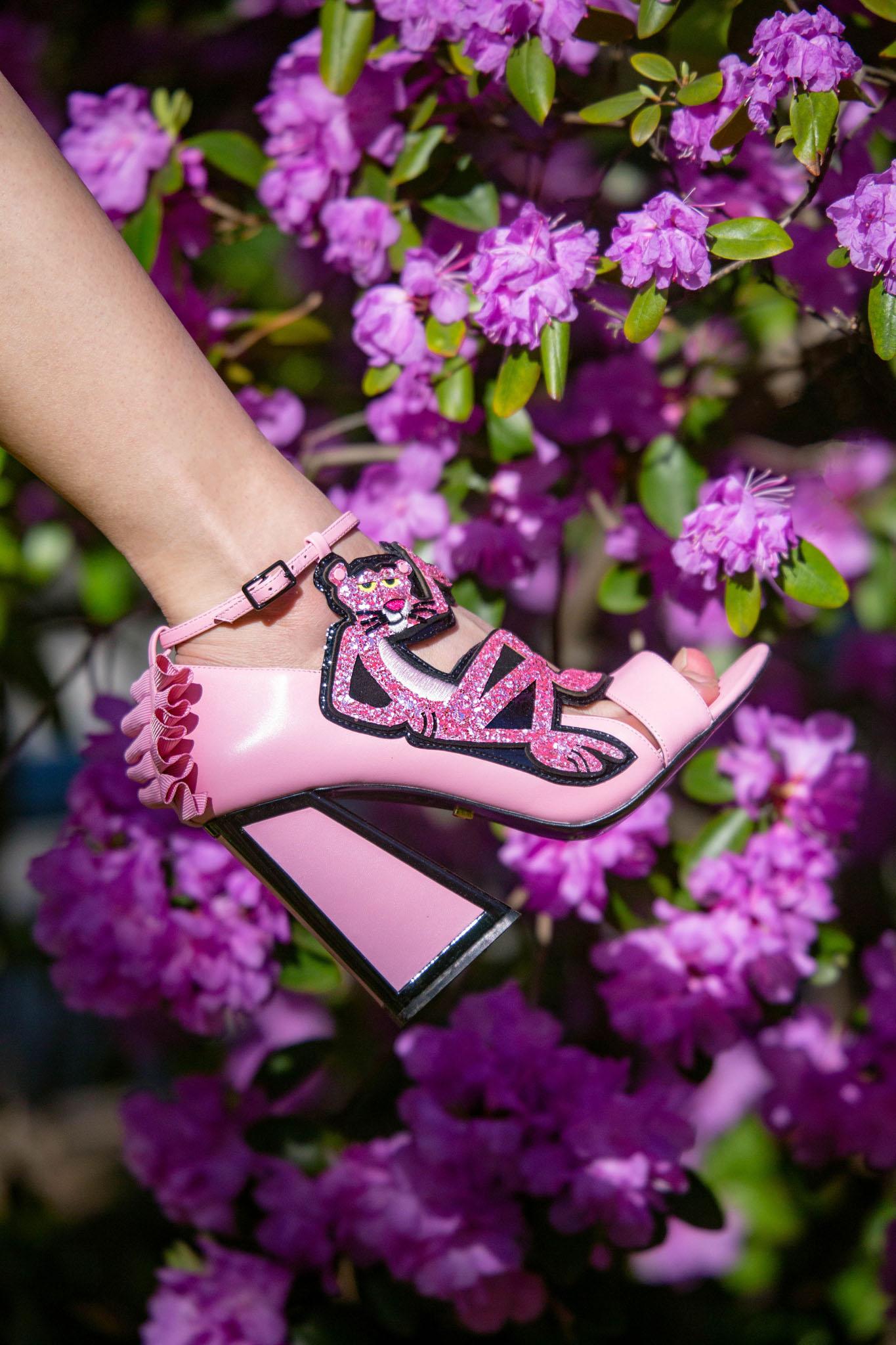 Pink Panther Heels