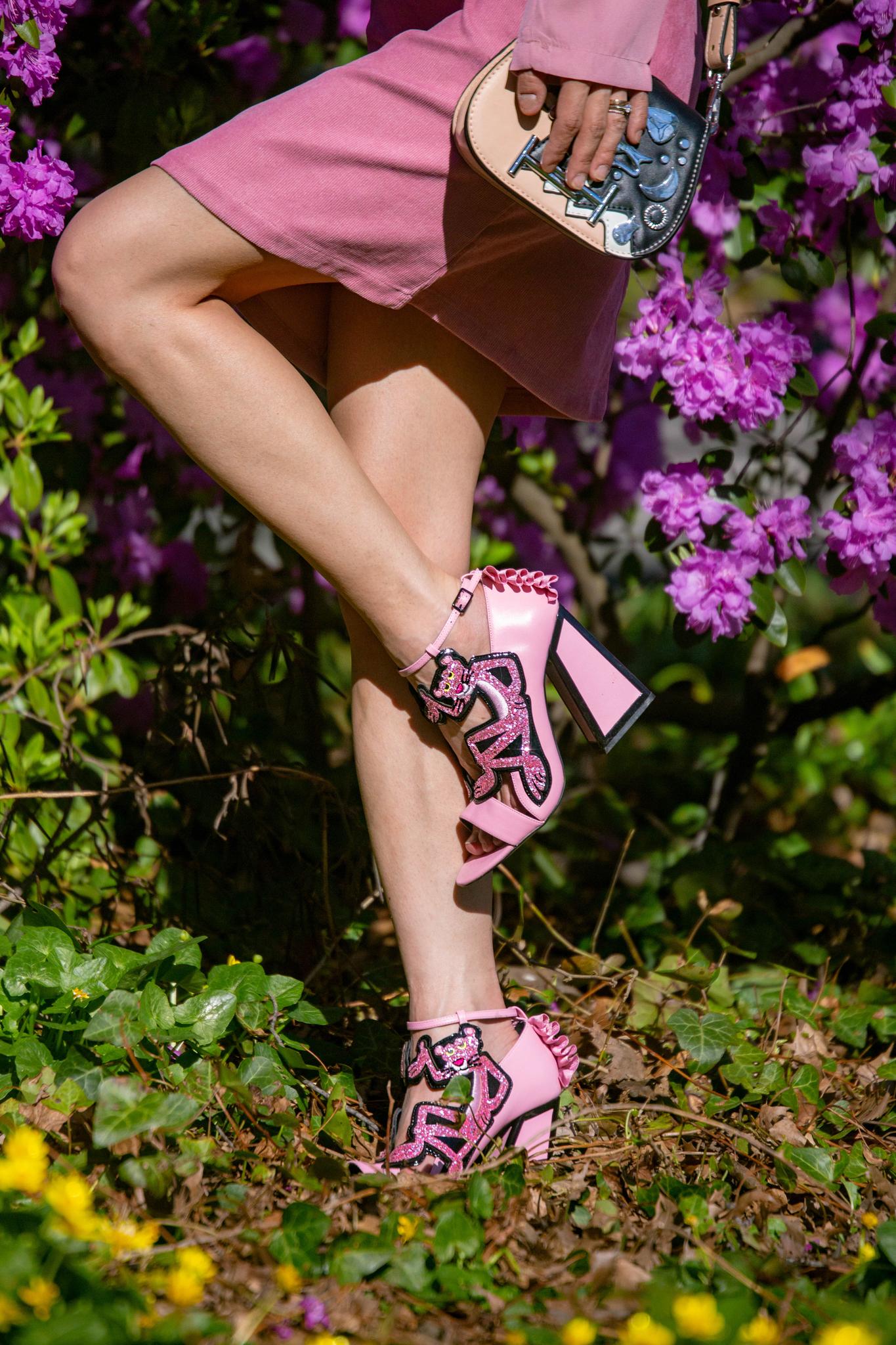 Kat Maconie heels