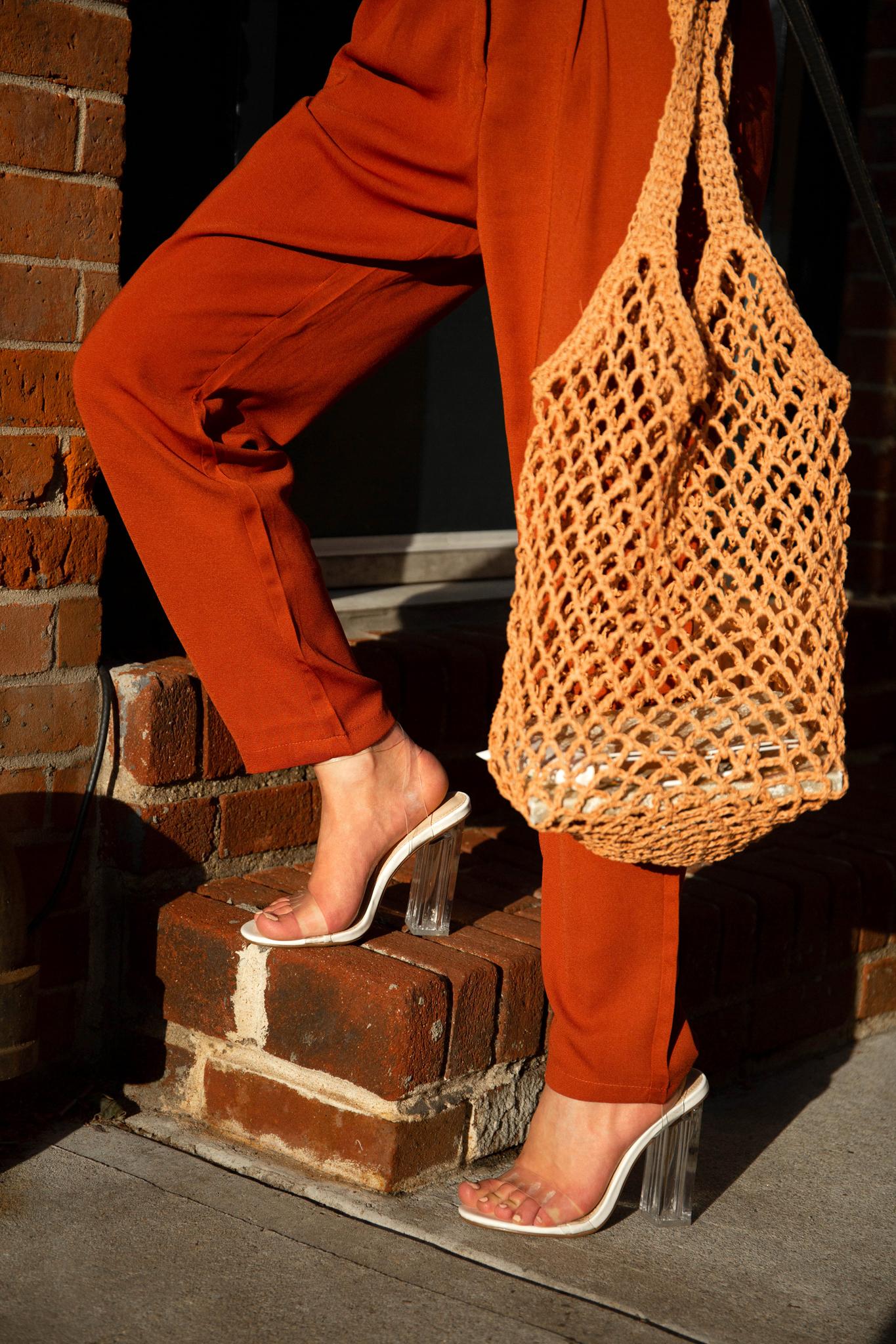 H&M net bag