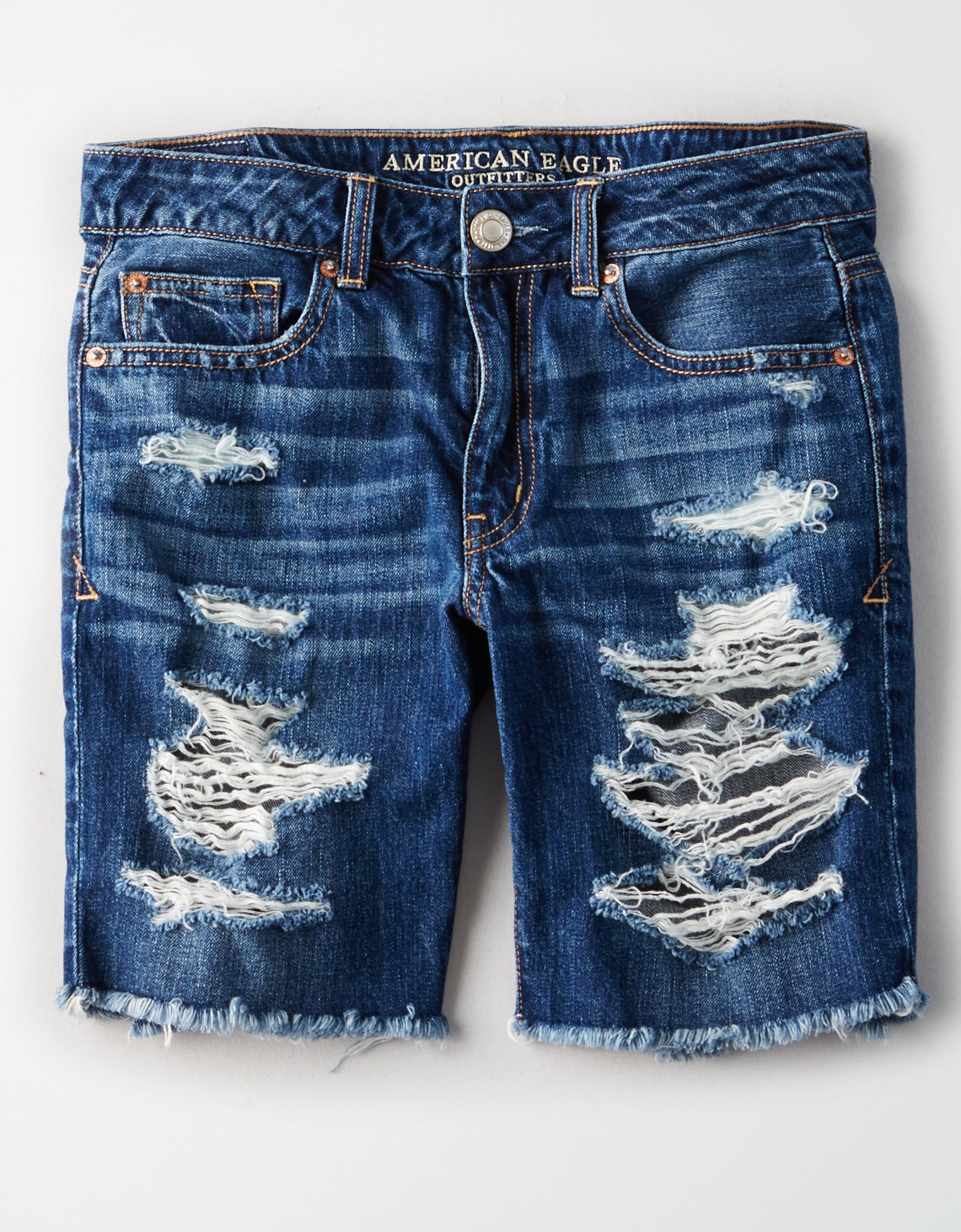 Bermuda shorts denim
