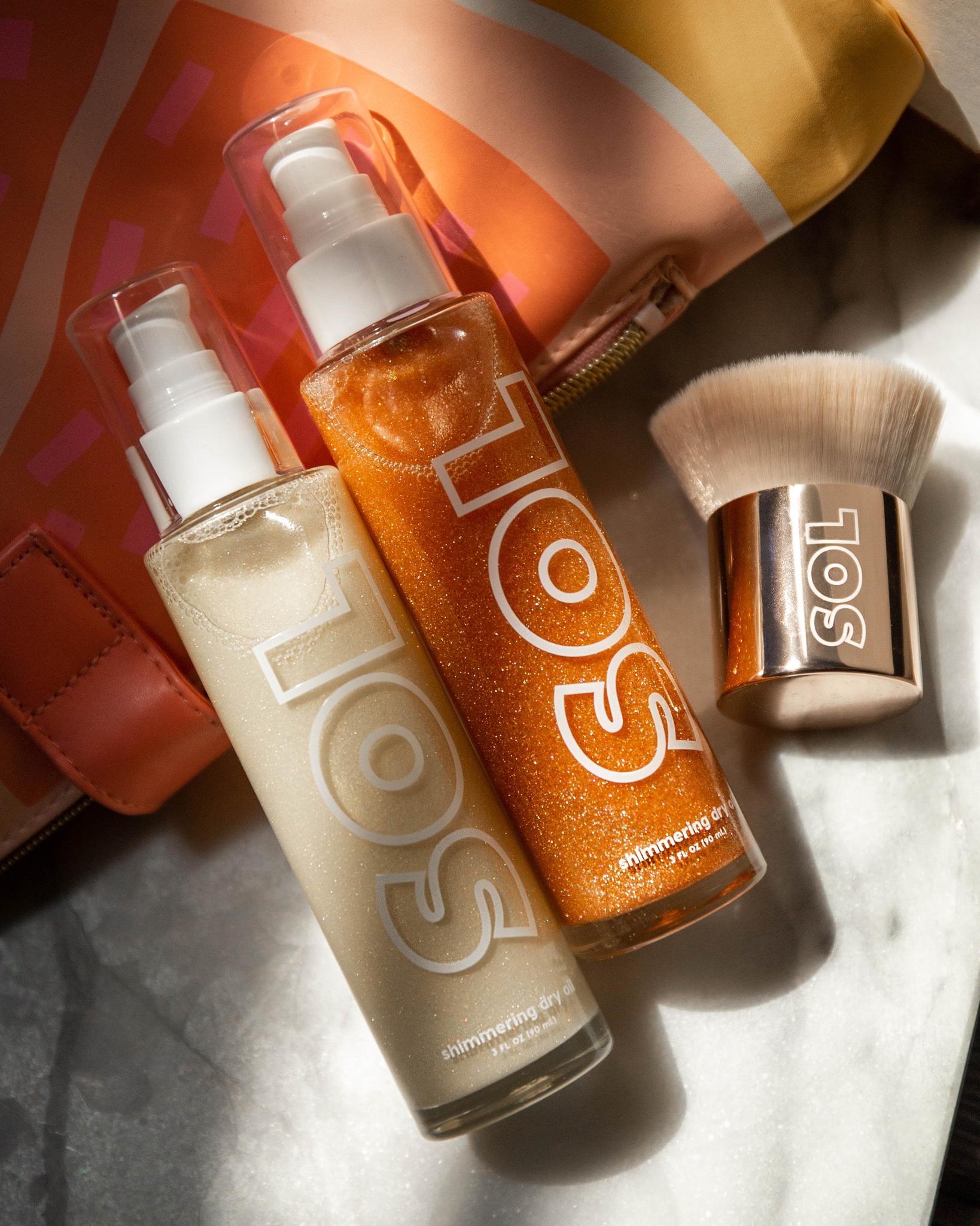 Sol Body Oil