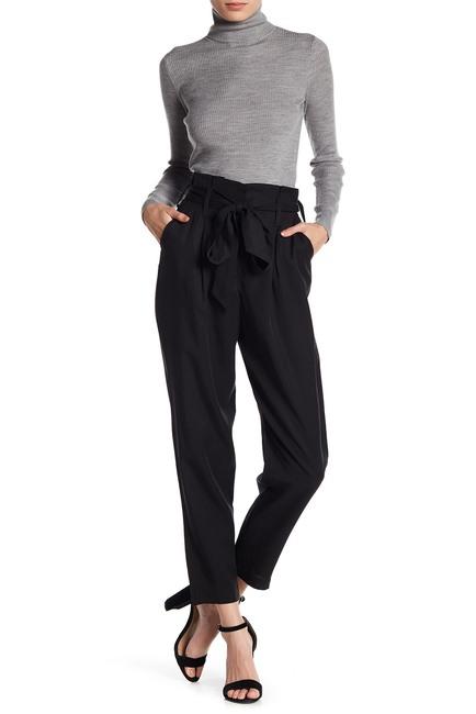 Black Waist Pants
