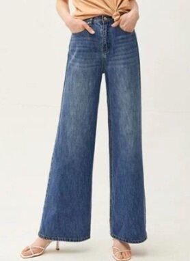 Stylewe wide leg jeans