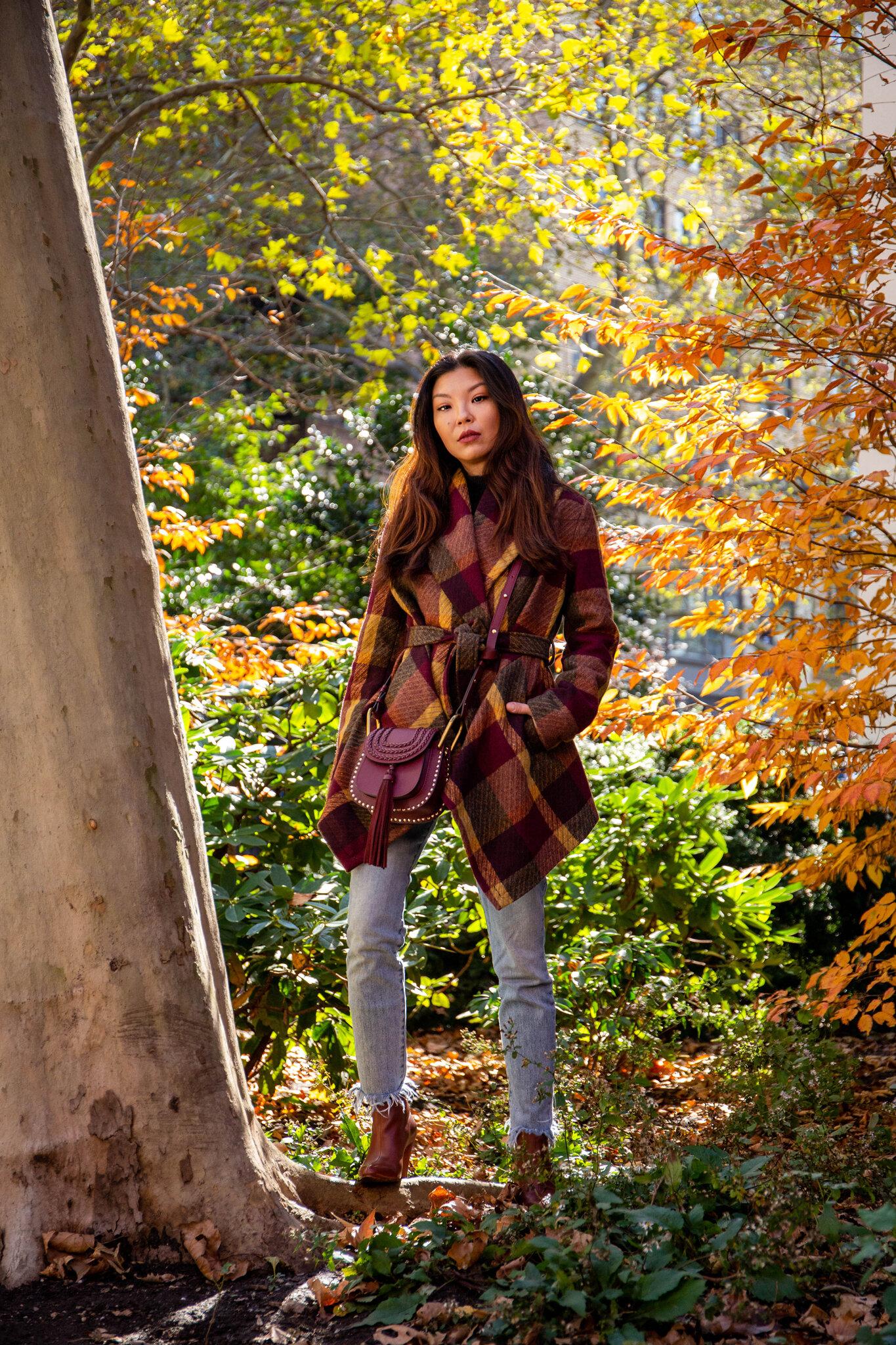Chicwish prairie coat