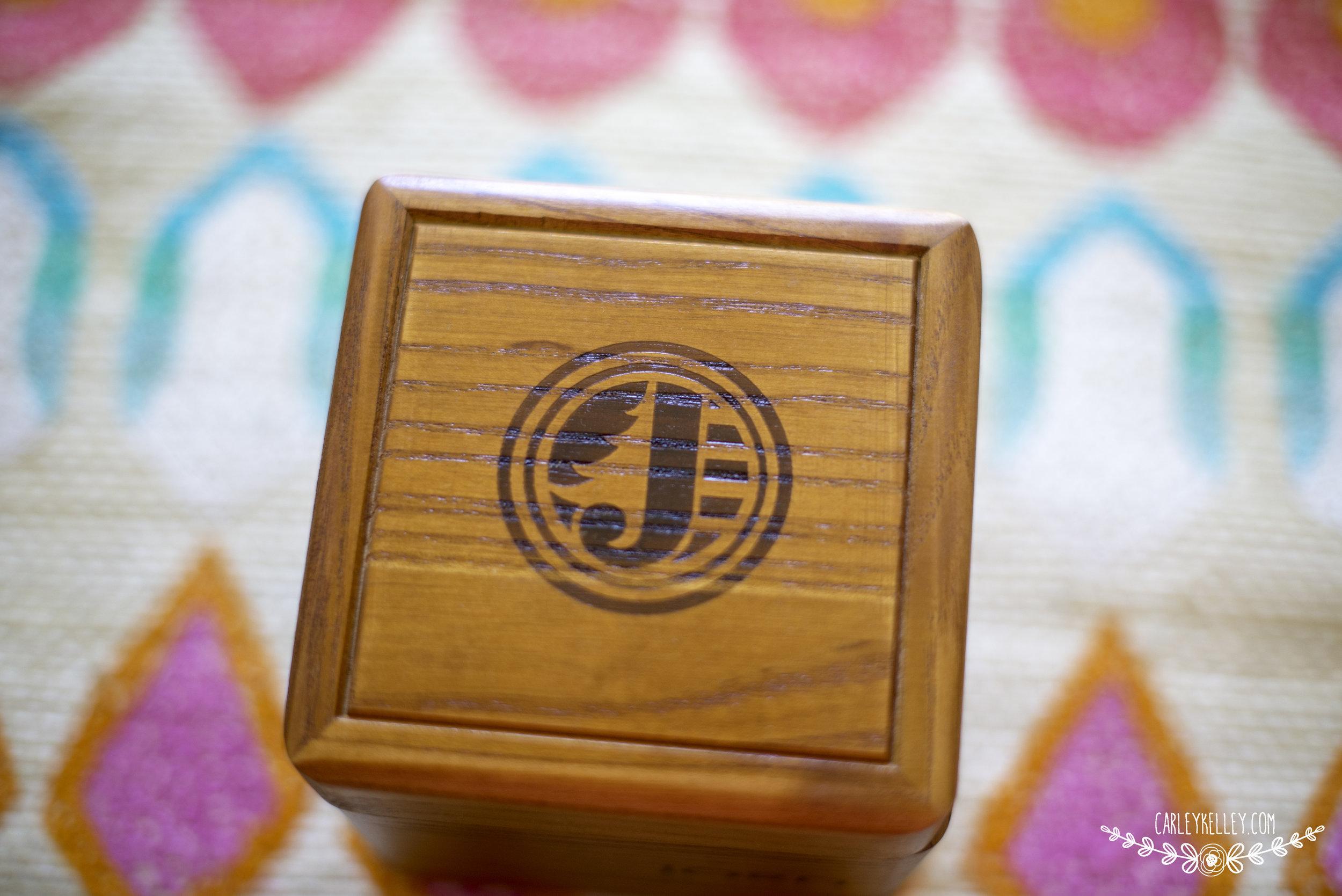 Beautiful Jord Wooden Watch @ www.carleykelley.com