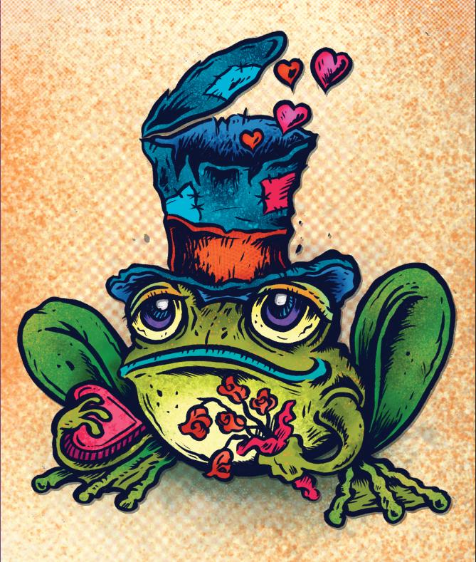 frogcard