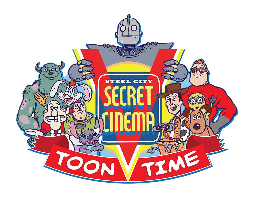 Steel City Secret Cinema V Toon Time