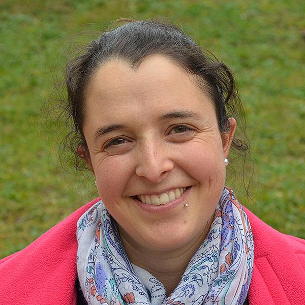 Myriam Steiner, Gruppenleiterin Bodesuri, Kita Spatzenescht Hallau