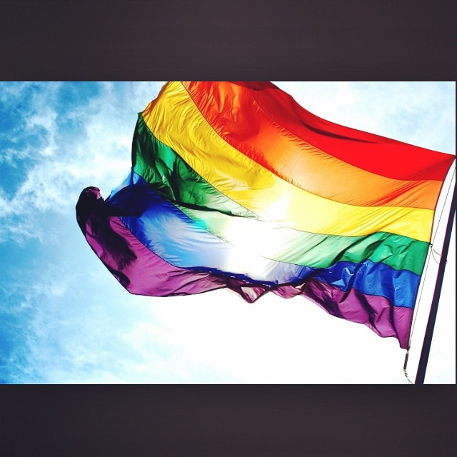 #LGBT in #Iran deserve to wave this flag too #gay #pride #middleeast #flag #rainbowflag #documentary #indiefilm